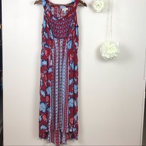 Style & Co Boho Maxi Dress S
